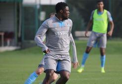 Trabzonsporda hazırlıklar sürüyor Ekuban döndü...