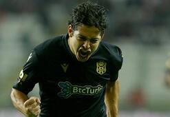Beşiktaş'ta ilk hedef Guilherme Görüşme yapıldı...