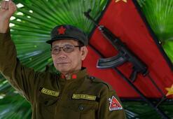 Komünist isyancı lider hastanede tedavi görürken yakalandı