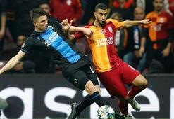 Galatasaray - Club Brugge: 1-1
