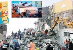 Balkanlar'da şiddetli deprem