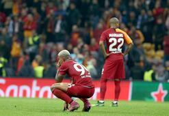 Galatasaray Avrupada galibiyeti unuttu