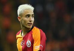 Galatasarayın Emre Mor şansızlığı
