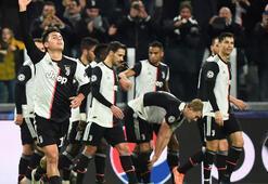 Rihanna Juventus - Atletico Madrid maçındaydı