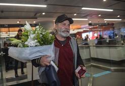 Emmy Ödüllü Haluk Bilginer İstanbula geldi