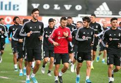 Beşiktaş, UEFA Avrupa Liginde yarın Slovan Bratislavayı konuk edecek