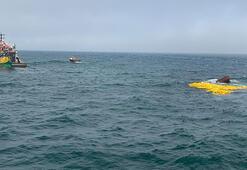 Moritanya'da Türk balıkçı teknesi battı