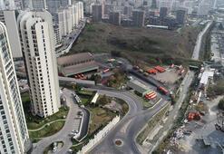 İstanbul'un ortasında kaldı Kokudan taşınanlar var