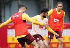 Galatasarayda Emre Akbaba müjdesi