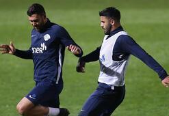 Kasımpaşa, Sivasspor maçının hazırlıklarını sürdürdü
