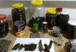 Bigada uyuşturucu operasyonu: 2 gözaltı
