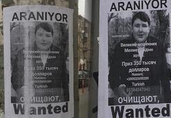 Kiev sokaklarına Tosuncuk için yeni afiş