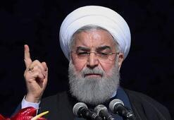 Ruhani: İran, düşmanların komplolarına teslim olmayacak
