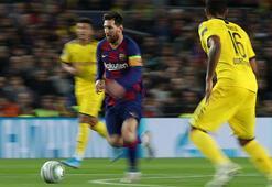 Barcelona-Borussia Dortmund: 3-1