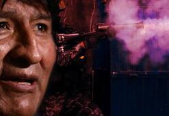 Interpolden Morales için mavi bültenle arama kararı