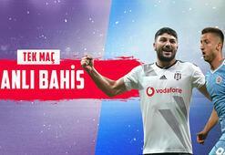 Beşiktaş - Bratislava maçı canlı bahis heyecanı Misli.comda