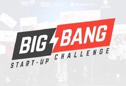 Big Bang Start-up Challengeda ödüller dağıtıldı