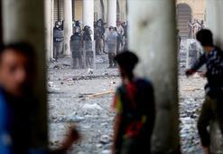 Irakın Zikar vilayetindeki gösterilerde 14 kişi öldü, 80 kişi yaralandı