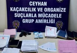 Adana'da tefeci ve dolandırıcı operasyonu: 4 gözaltı