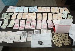 Dilencinin üzerinden 2 bin lira çıktı Hesap cüzdanını gören zabıta ise şoke oldu