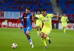 Trabzonspor-Getafe: 0-1