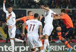 Medipol Başakşehir-Roma: 0-3