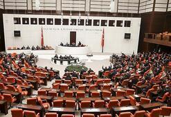 İçişleri Bakanlığına ilişkin yeni düzenlemeler teklifinin 1. bölümü kabul edildi