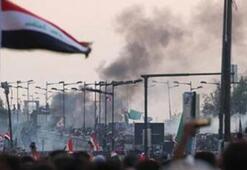 Irakın Necef kentindeki gösterilerde 10 kişi öldü