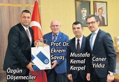 Uşak Üniversitesi Vestel'i konuk etti