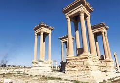Palmira'nın onarımı için yeni anlaşma