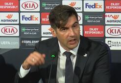 Paulo Fonseca: Maçın zorluğunu biliyorduk