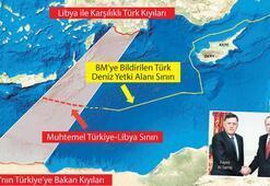 Akdeniz'de Türk-Libya kalkanı