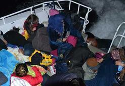 Didim ve Kuşadasında 111, Dikilide 25 göçmen yakalandı