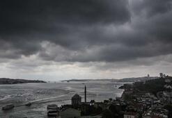 Son dakika... İstanbulda beklenen yağmur başladı