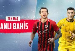 Gençlerbirliği – BTC Türk Yeni Malatya maçı canlı bahisle Misli.comda...