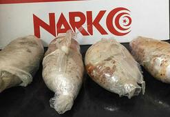 Bitlis'te 2 kilo 179 gram eroin ele geçirildi