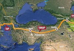 TANAP yarın Avrupaya bağlanıyor