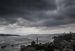 İstanbulda gökkuşağı güzelliği