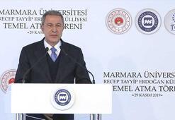 Bakan Akar: Önümüzdeki dönemde İzmire taşınması ile ilgili planlama yaptık