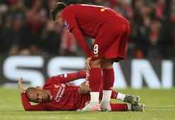 Liverpoolda Fabinho şoku 6-8 hafta...