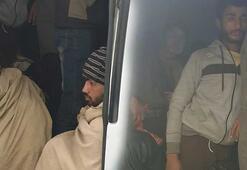 Ankarada 37 kaçak göçmen yakalandı