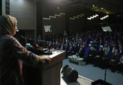 Emine Erdoğan, Kadıköyde dene yap atölyesi açılış törenine katıldı