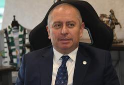 Konyaspor Kulübü Başkanı Hilmi Kulluktan PFDKye dilekçe
