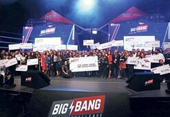 52 milyon TL Big Bang desteği