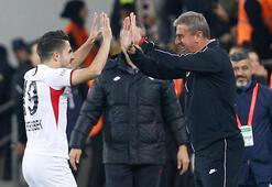Hamza Hamzaoğlu: Son pozisyonda 4ü de atabilirdik