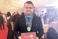 'Asya'nın Nobeli'  Doç. Dr. Küntay'a