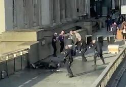 Londradaki bıçaklı saldırganın kimliği açıklandı