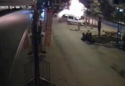 Adanada patlatılan bomba, Suriyeden ateşlenmiş