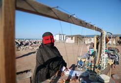 İranda Hürmüz adasının Maskeli Kadınları