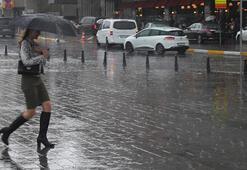 Meteoroloji İstanbul için saat verip uyardı Sarı alarm...